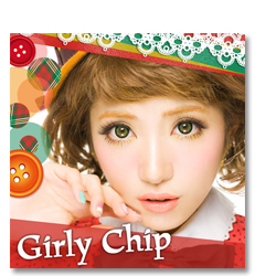 puream GIRYL CHIP(ガーリーチップ)